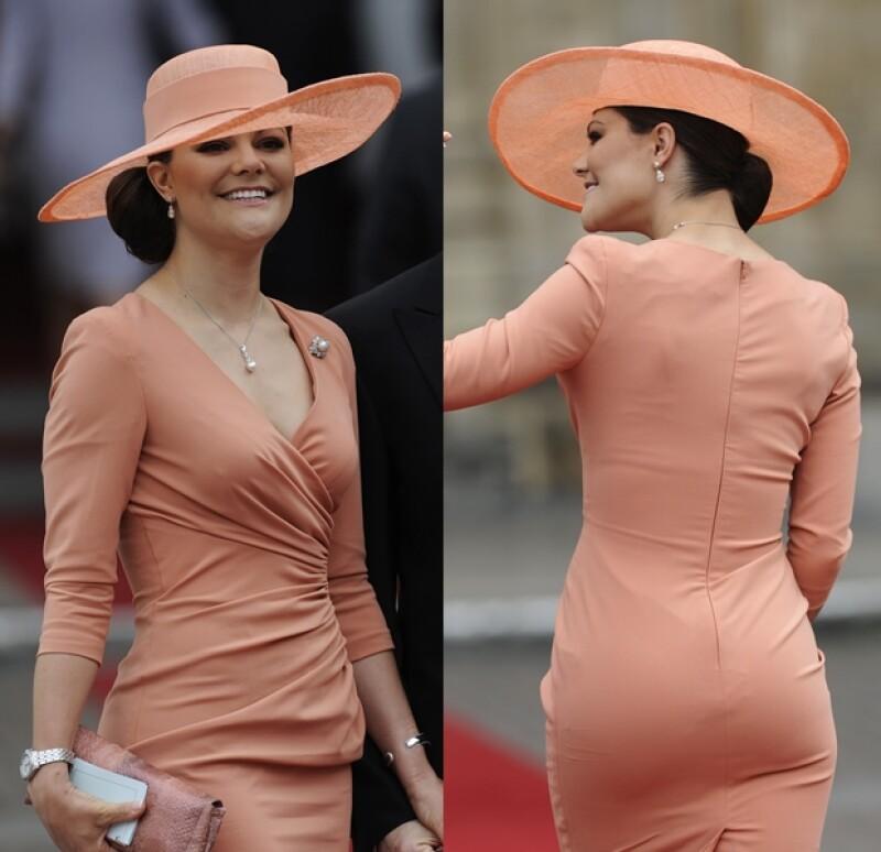 Con looks clásicos pero modernos, la heredera al trono de su país, quien el domingo cumplirá 36 años, ha sabido vestirse bien sin perder el aire juvenil.