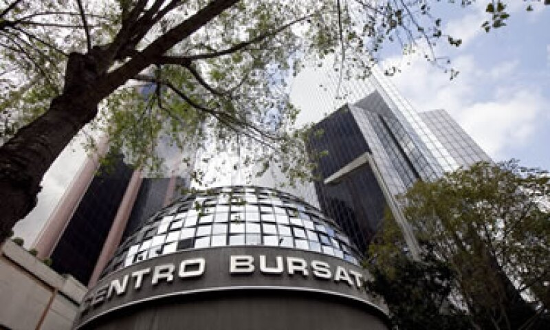 La Bolsa mexicana cayó, en línea con Wall Street. (Foto: Archivo)