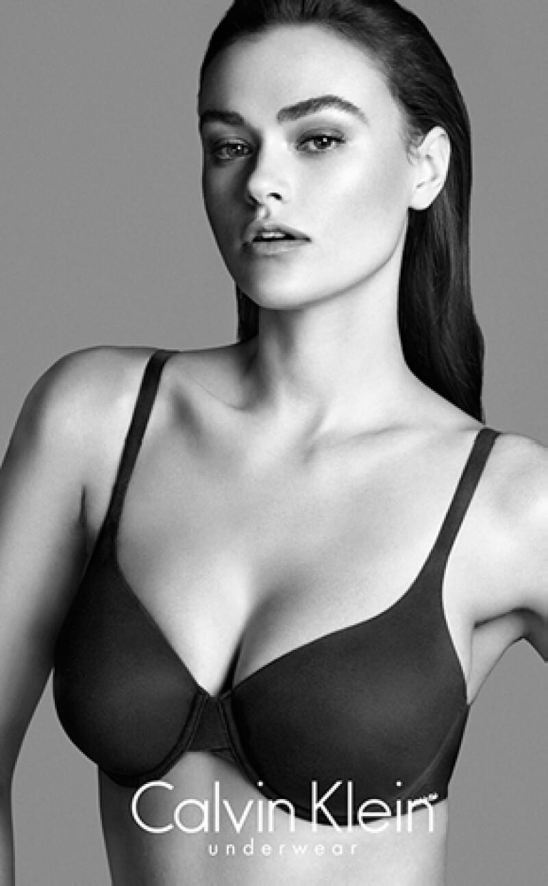 Luego de ser entrevistada como imagen de la nueva campaña de ropa interior de la firma estadounidense, las redes sociales malinterpretan las declaraciones de Myla Dalbesio.