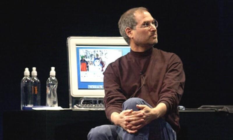 A Steve Jobs le llevó 15 minutos trazar una estrategia para rescatar a AOL en 2003. (Foto: AP)