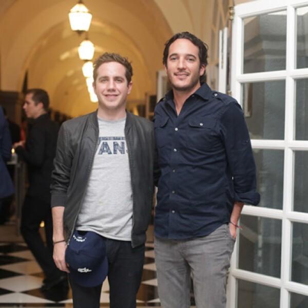 Andrés y Fernando Lebrija