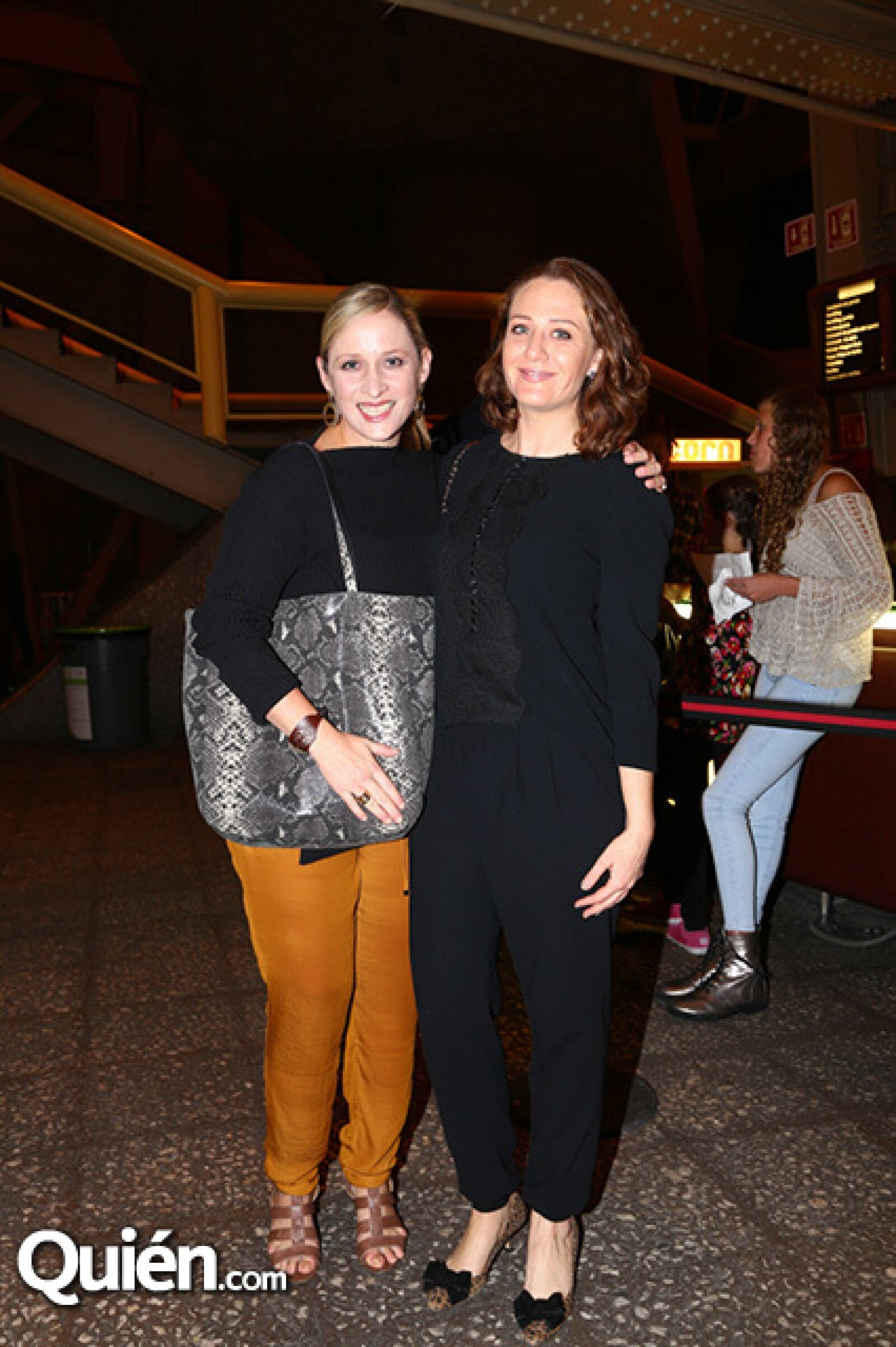 Patricia Gout y Christianne Keller
