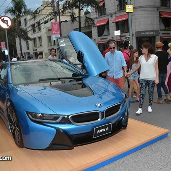 Un BMW Híbrido