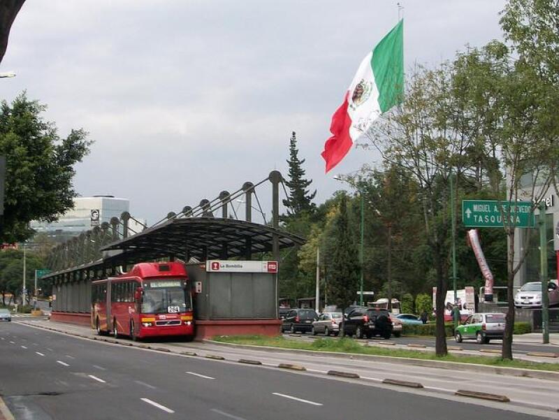 Metrobus Mexico