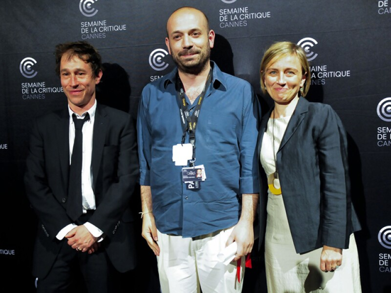 """""""Aquí y allá"""" ganó el Gran Premio al Mejor Largometraje de la 51 Semana de la Crítica del Festival Internacional de Cine de Cannes."""