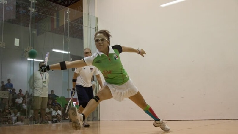 Paola Longoria sigue cosechando triunfos en el raquetbol tras ganar el Abierto Mexicano de Raquetas este domingo