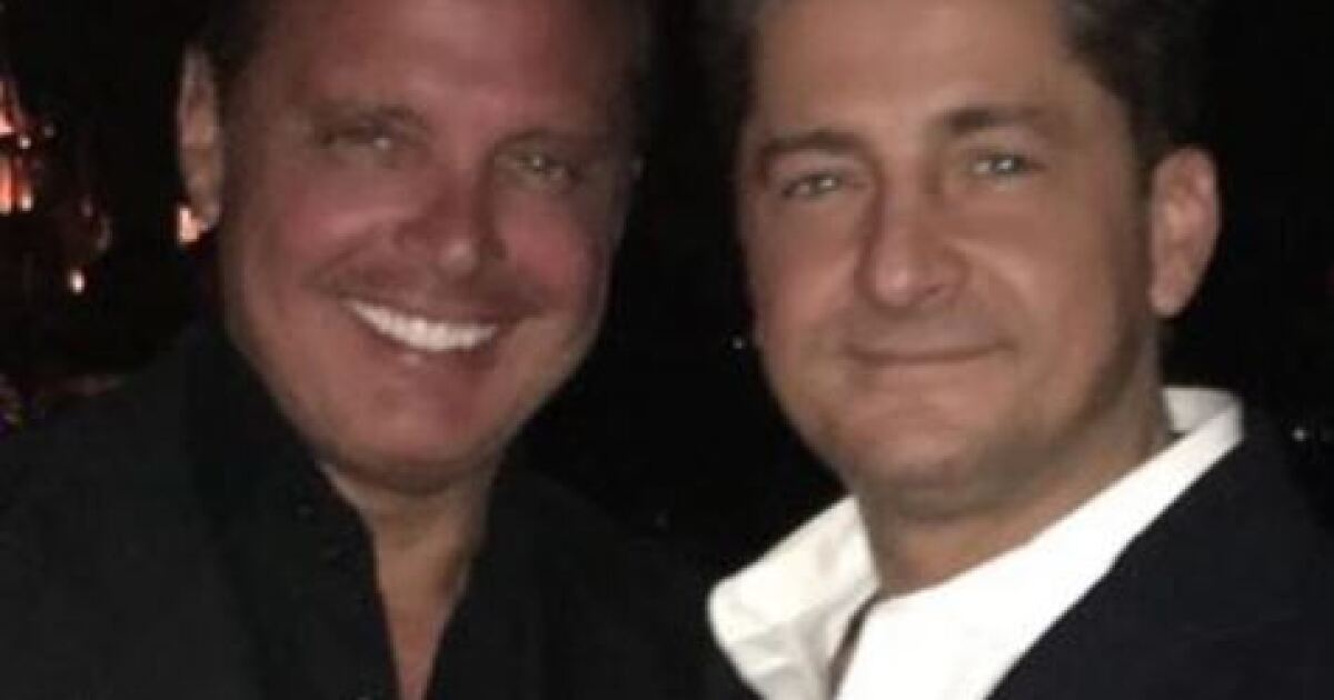 Alex Basteri and Luis Miguel: A relationship to the test of everything