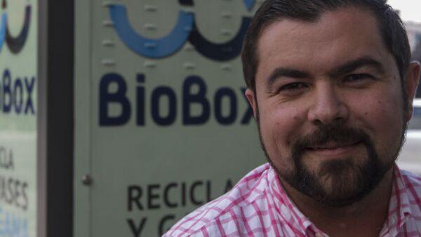 caja recicladora BioBox 2