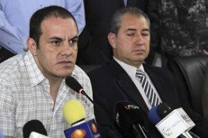 El alcalde de Cuernavaca se ha opuesto a Ramírez en cuanto a temas de seguridad. (Foto: Cuartoscuro)