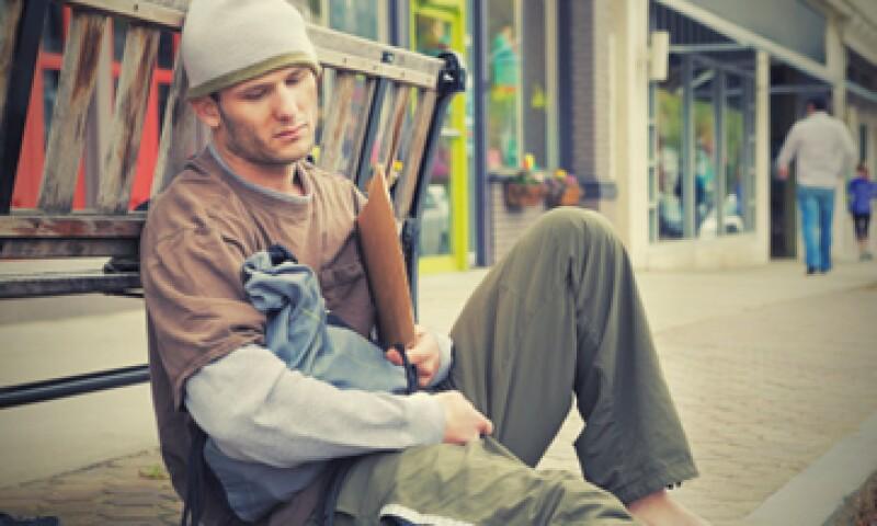 Economistas indican que el elevado desempleo entre los jóvenes es uno de los problemas de fondo del continente. (Foto: Getty Images)
