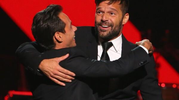 Ricky Martin, Marc Anthony