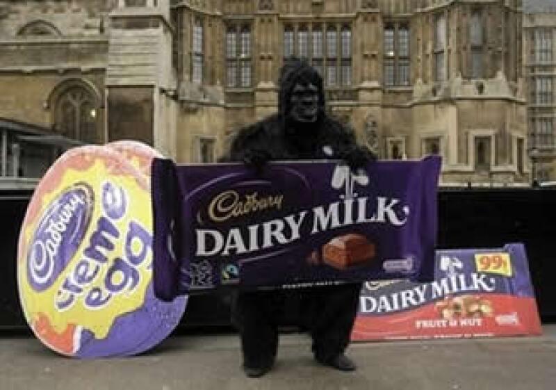 El 19 de enero vence el plazo para que Kraft eleve su oferta por Cadbury. (Foto: AP)
