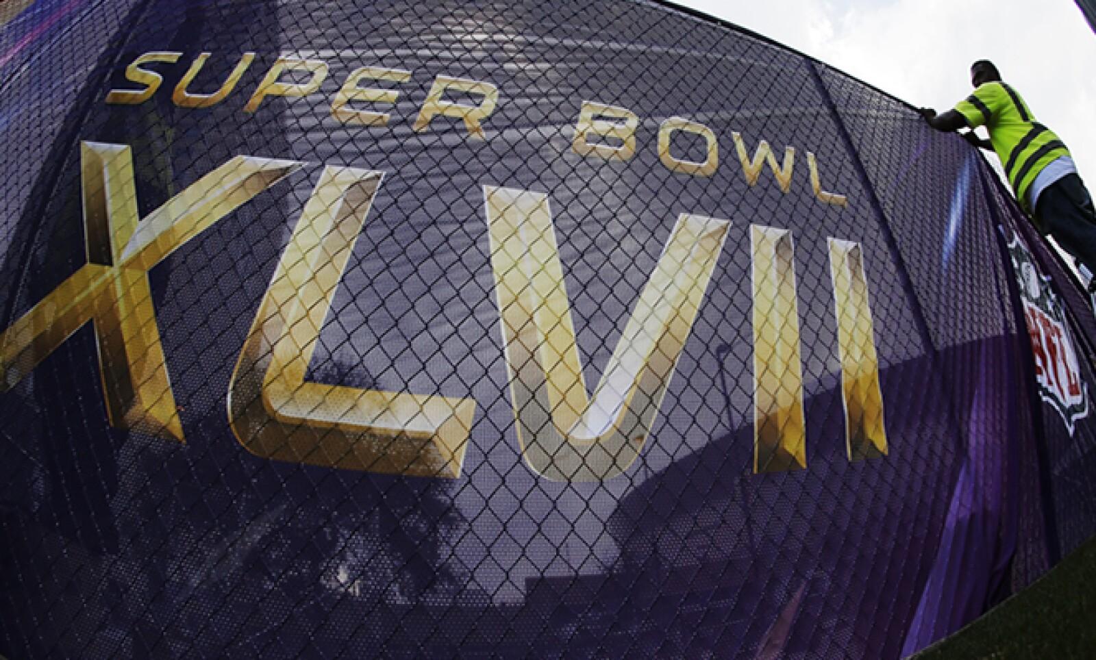 Este domingo 3 de febrero se realizará otra edición del Super Bowl en el estadio Superdome de Nueva Orleans. Los espacios para la venta de publicidad durante el juego, están agotados.