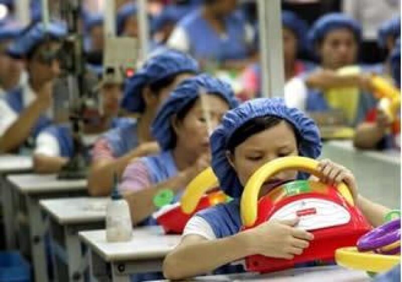 obreros chinos, trabajadores, china