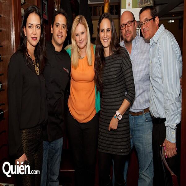 Hattie Zermeño,El Chanclas,Marielle Tardiff,Marcela Rendon,Jean Tardiff,Mauricio Vázquez