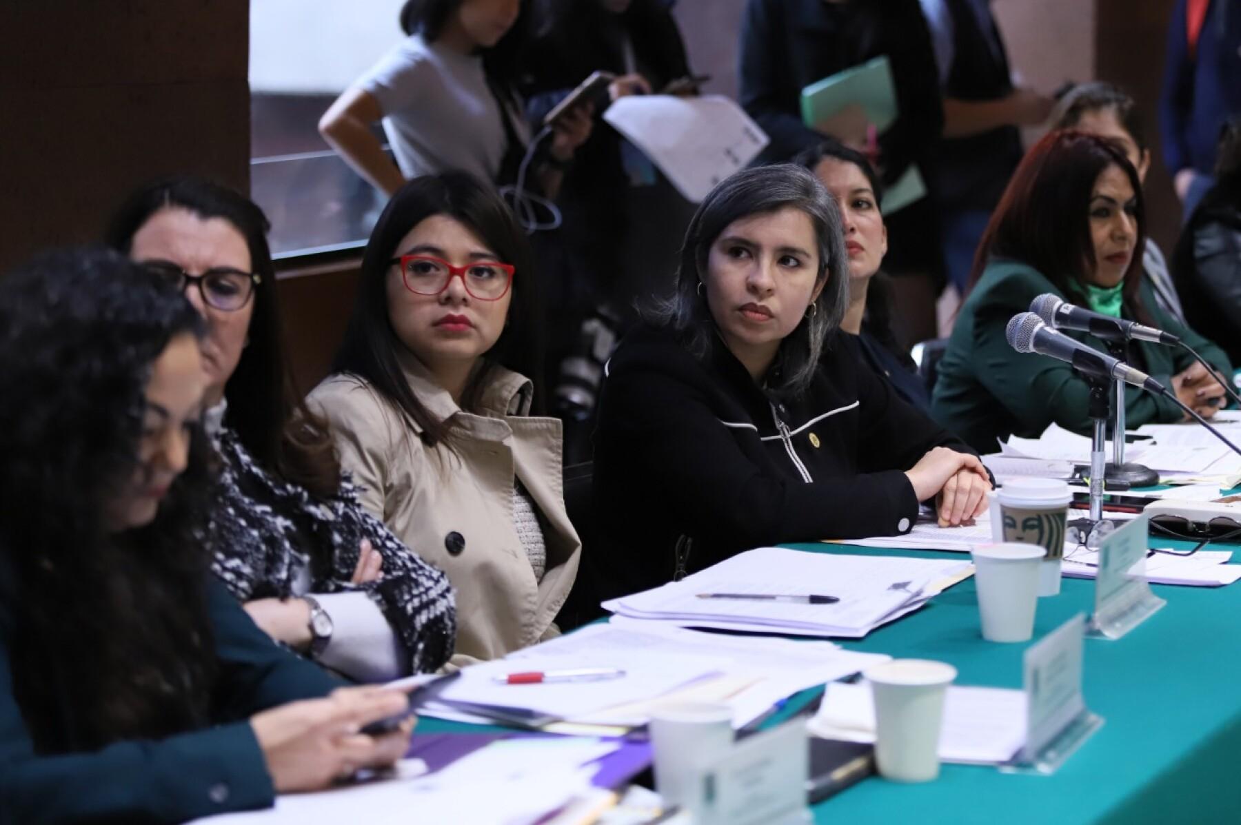 comisión de igualdad aborto diputados