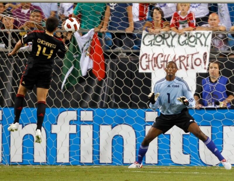 Javier Hernández, delantero del Manchester United y de la selección mexicana, fue incluido por la revista Quién en su listado de los personajes que mueven a México.