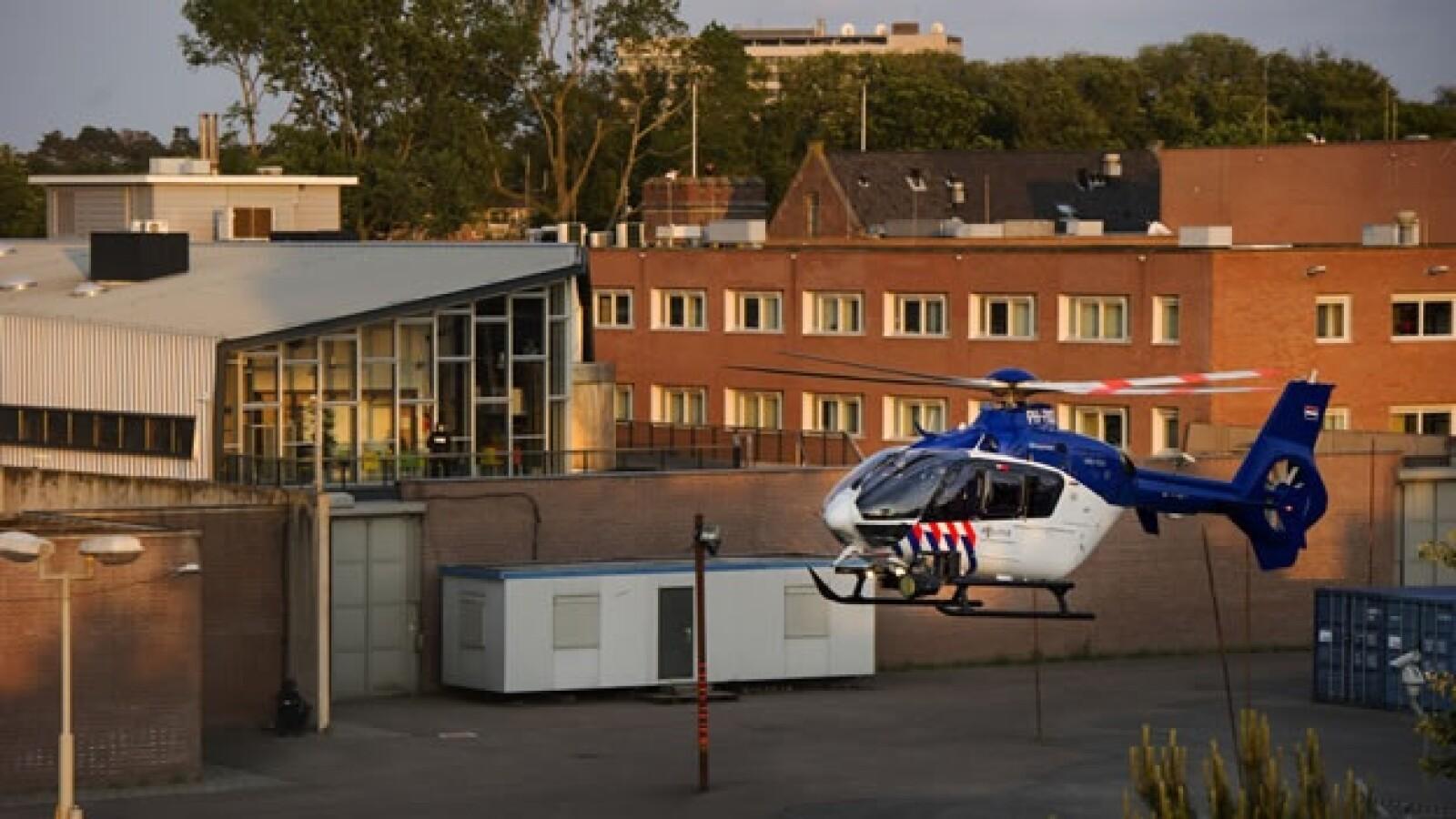 Mladic - prisión La Haya