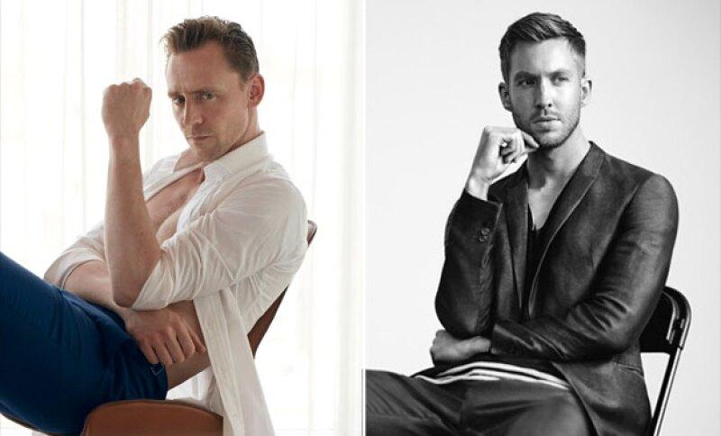 Si creías que sólo Calvin Harris tenía un cuerpo para morirse, debes ver la nueva sesión de Tom Hiddleston y decidir si Tay tay hizo una mejor elección.
