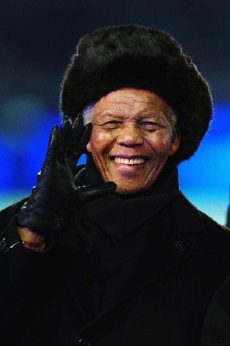 10 frases que recordar de Nelson Mandela
