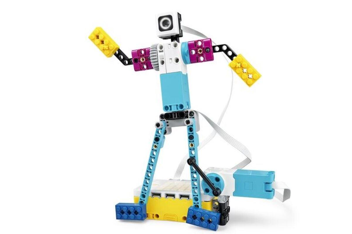 Spike Prime, la apuesta de LEGO Education para acercar la robótica a los niños