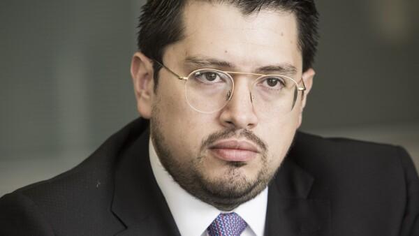 Carlos Martínez director general de Infonavit
