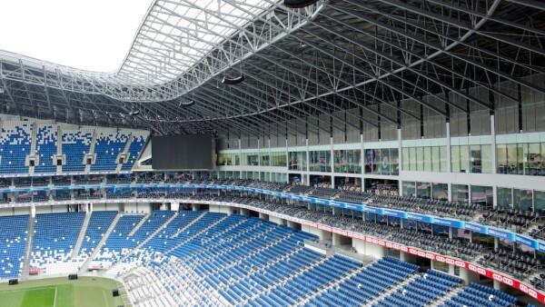 Estadio BBVA Bancomer de los Rayados de Monterrey