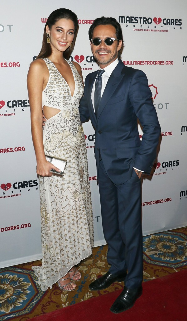 Marc Anthony, Mariana Downing