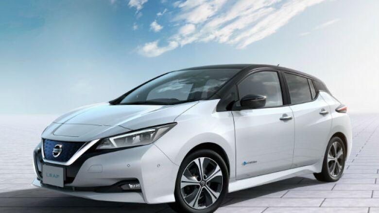 Nissan Leaf 2018 (a)