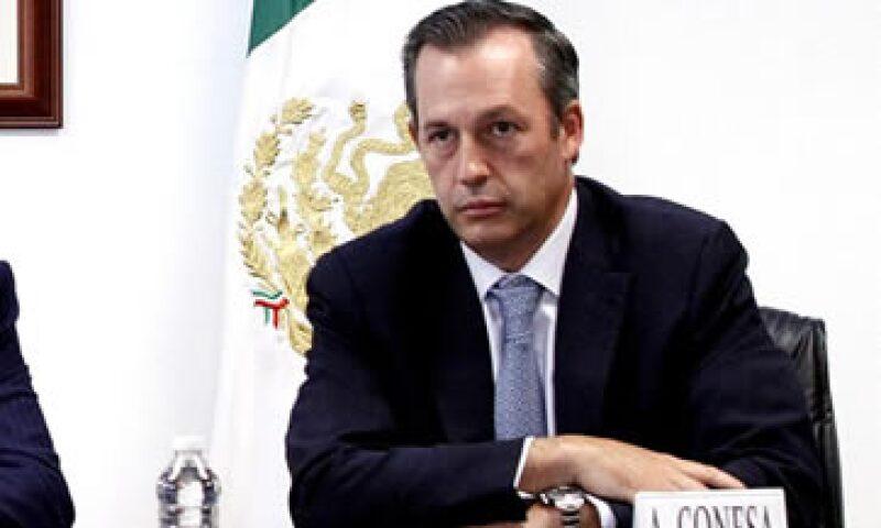 Las prioridades serán la regulación en seguridad y medio ambiente, dijo Conesa. (Foto: Notimex )
