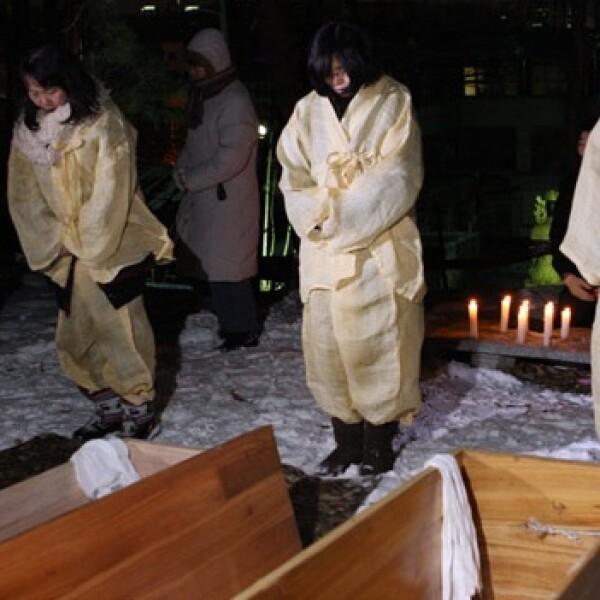 Funerales Falsos Seúl 1