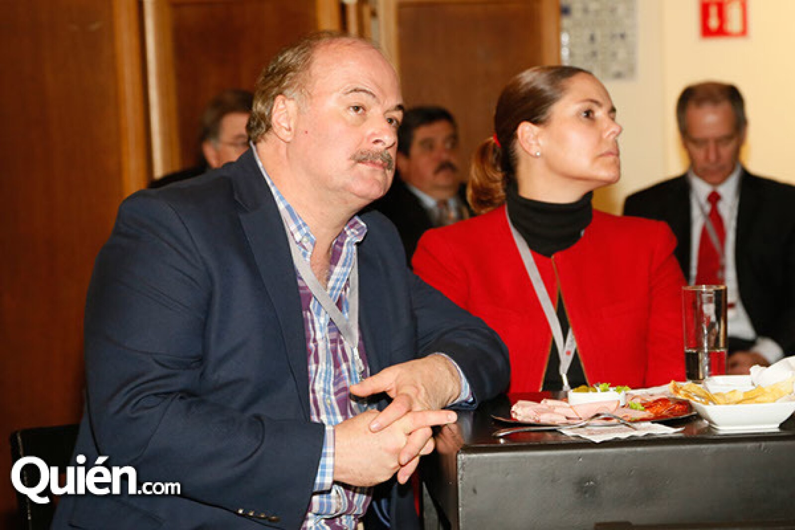 Jorge Benassini y María Isabel García