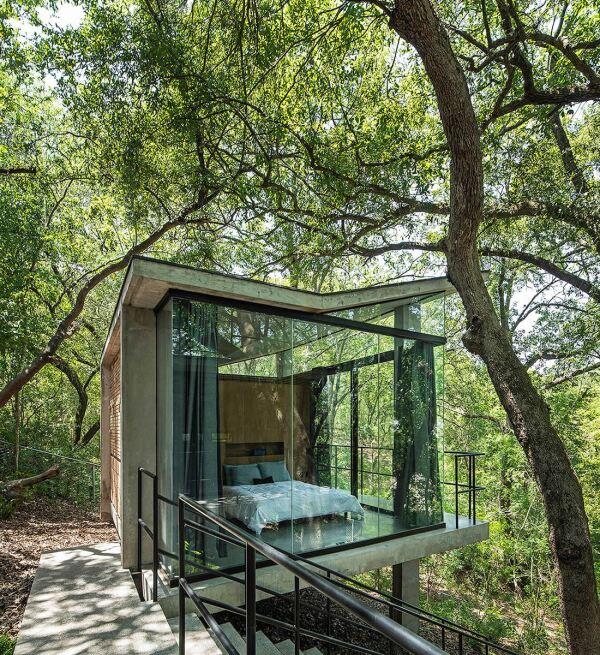 Casa en el Bosque - Weyes Studio