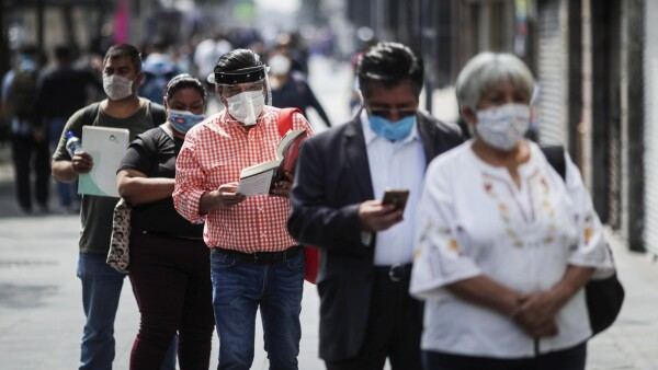 Outbreak of the coronavirus disease (COVID-19) in Mexico City