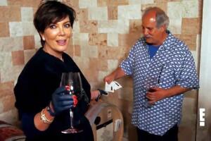 La mamá de las Kardashian-Jenner acudió a una cata de vinos en Napa Valley, que para ella se convirtió en algo más que una simple degustación.