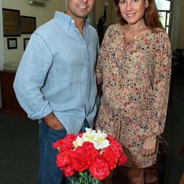 Francisco Rivera Ordoñez y Lourdes Montes