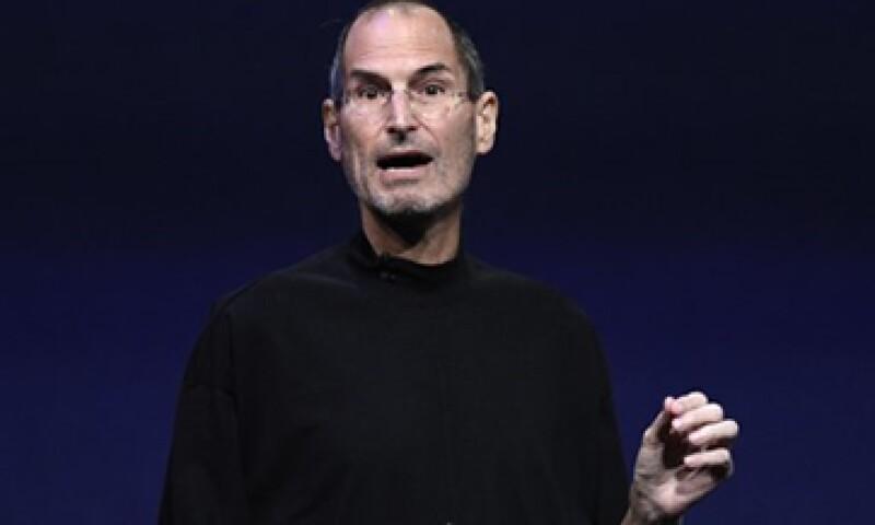 Steve Jobs fue despedido de Apple en 1985 pero después regresó a la compañía. (Foto: Reuters)