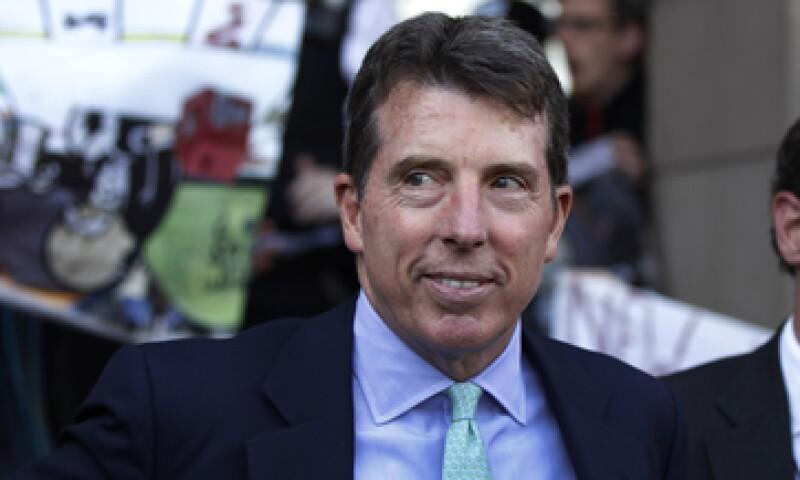 Bob Diamond renunció a los pocos días de que el escándalo se hiciera público. (Foto: AP)