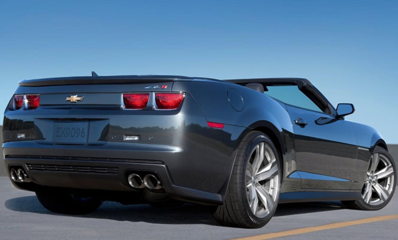 Para aminorar la vibración, en la estructura de esta nueva generación se reforzaron puntos clave de la carrocería.