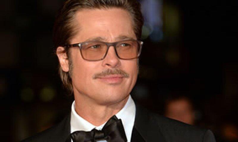 La nueva película con Brad Pitt se estrenará en 2016. (Foto: Getty Images)