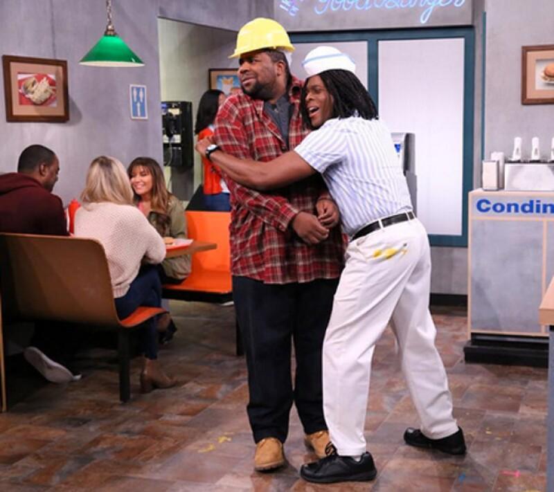 Kenan y Kel es una sitcom estadounidense que originalmente fue emitida en Nickelodeon desde 1996 hasta 2000.