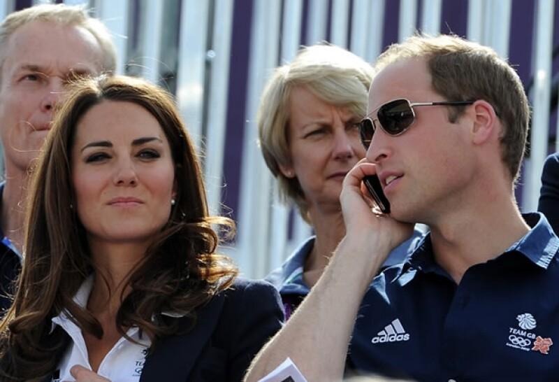 Tras los hackeos, se supo que Guillermo llamaba a Kate `babykins´.