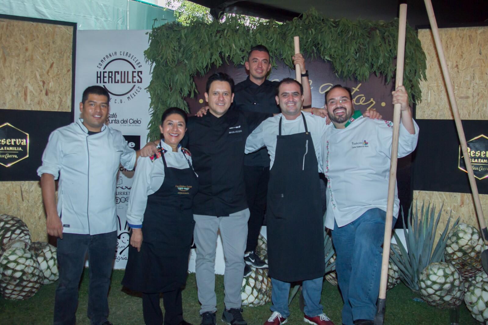 Festival de cocina de autor