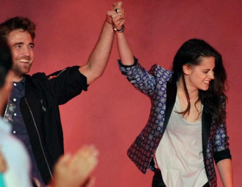 Estaba previsto que los actores de &#39Crepúsculo&#39 presentaran los &#39MTV Video Music Awards´, pero ella ha decidido retirarse de la ceremonia, ahora será Robert quien presente el espectáculo.