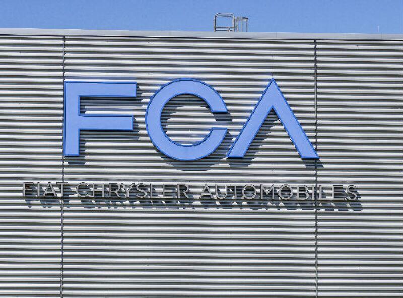 FCA logotipo