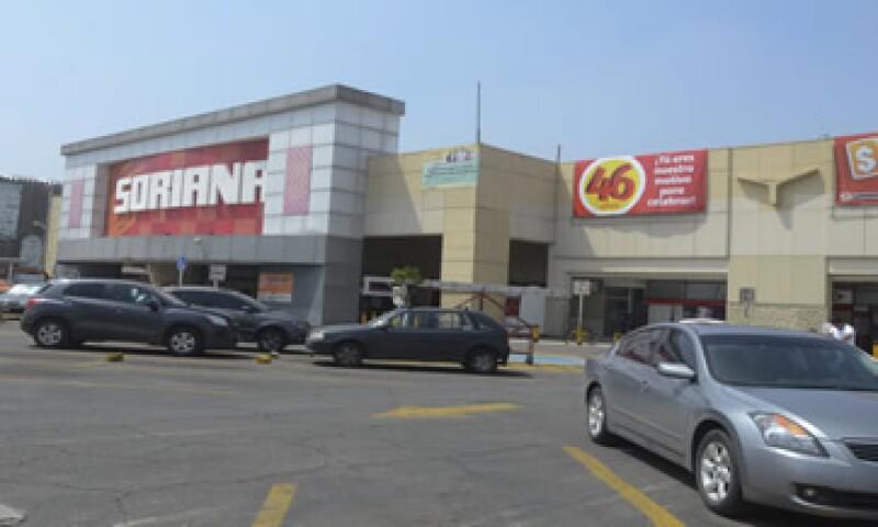 Soriana reportó que sus ingresos crecieron apenas un 1.0% en el cuarto trimestre. (Foto: Cuartoscuro )