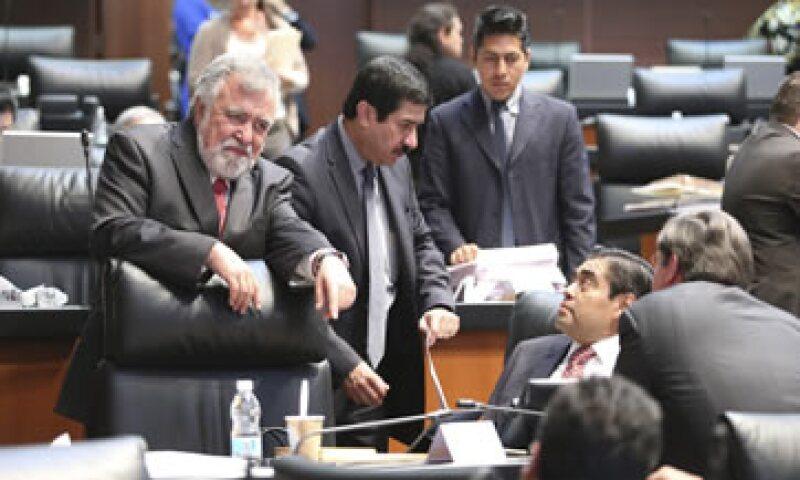 Los senadores están muy cerca de tener esta legislación secundaria en materia de telecomunicaciones.  (Foto: Cuartoscuro)
