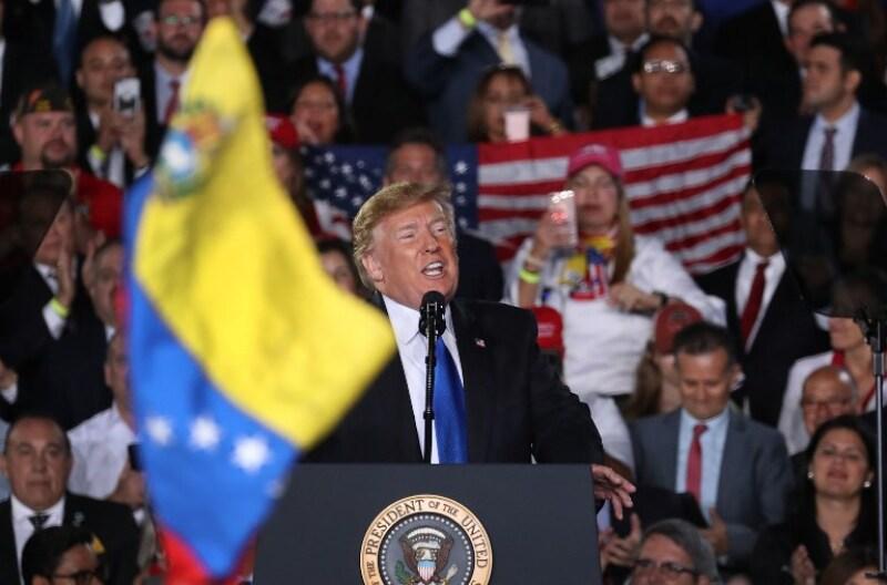 Trump Venezuela Maduro