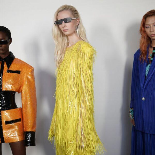 Balmain : Backstage - Paris Fashion Week - Womenswear Spring Summer 2020