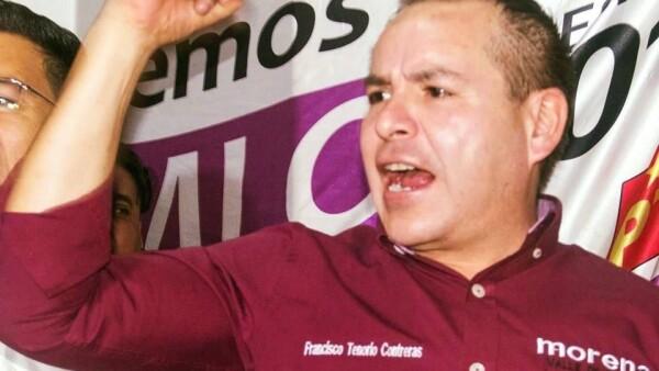 Francisco Tenorio alcalde chalco
